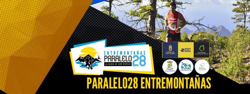 ENTRE MONTAÑAS PARALELO 28 - Inscríbete